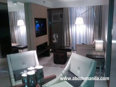 Antel Spa Residences (Makati) 2 Bedroom Condo for Rent