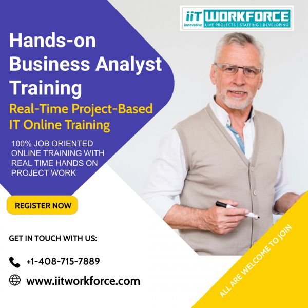 Hands-on Business Analyst Training
