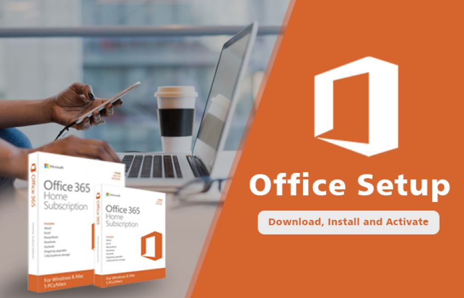 Download and install or reinstall Office at office.com/setup