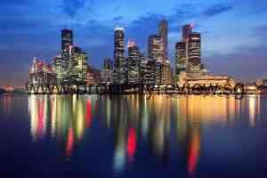 Commercial Property Investment in Singapore Declined by 66% in Q1