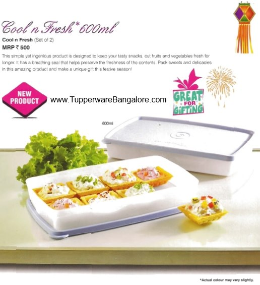 Hurry Up!! Get Relatively Affordable Tupperware Refrigerator sets in Bangalore