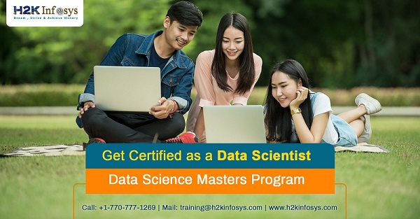 Learn Masters in Data Science and Analytics
