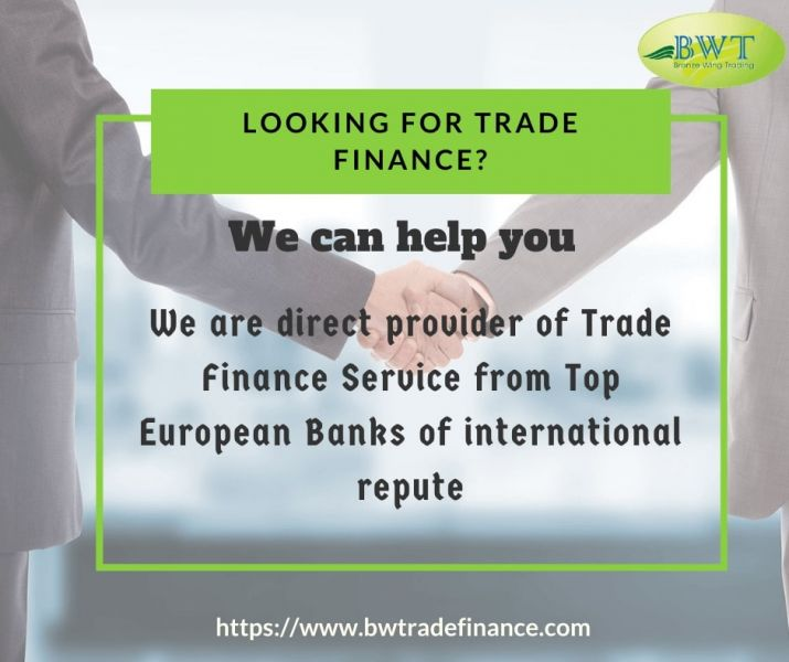 We're the Direct Trade Finance Providers – Contact Us Now!