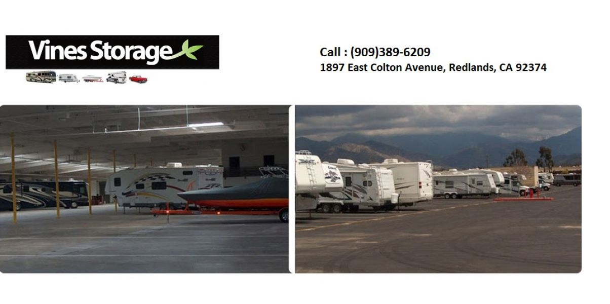 Storage in Redlands