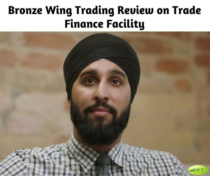 Bronze Wing Trading Review on Trade Finance Facility