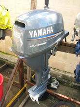 Used Yamaha 175hp 4-Stroke Outboard Motor at 2300usd