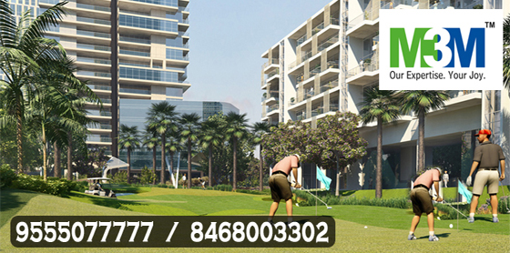 M3M Marina New Project Gurgaon @ 9555077777