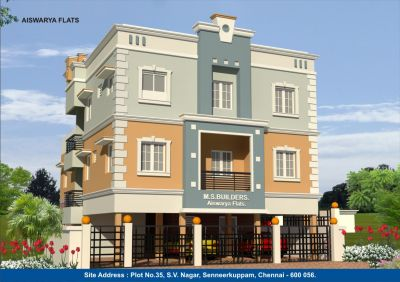 NEW RESIDENTIAL FLATS FOR SALE IN KARAYANCHAVADI