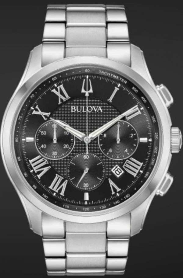 Bulova Dress Watch (Model: 96B288)