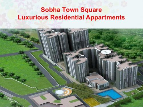 Sobha Square is Green Accommodation Mission in Bangalore