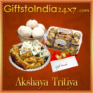 Akshaya Tritiya Gifts To India