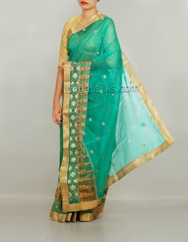Online shopping for banarasi supernet saris by unnatisilks