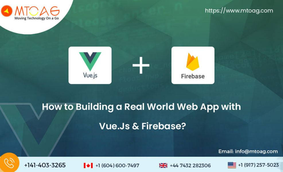 Building Real World Web App with Vue.Js Firebase