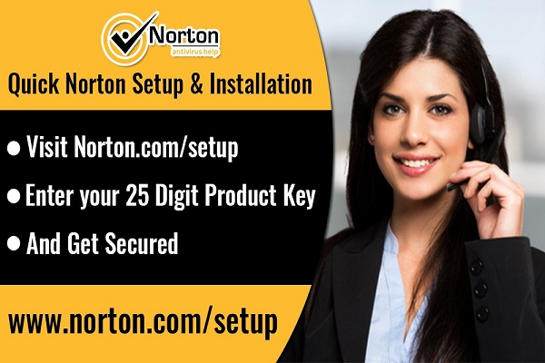 Norton.com/setup – Install Norton with Product Key