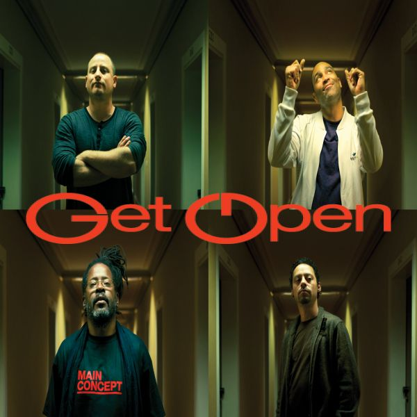 Get Open 'The Week-End' Album release party