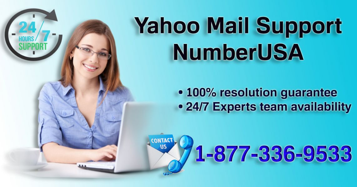 Contact Yahoo Mail Support Number 1-877-336-9533 USA/CANADA