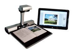 Bulk document or books scanning service