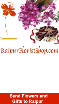 Celebrations in Raipur to get rejuvenated with flowers