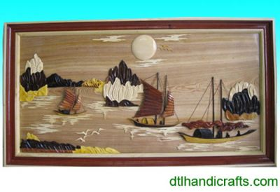high quality wooden pictures