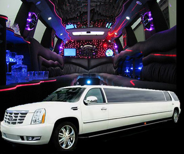 Limo in NYC