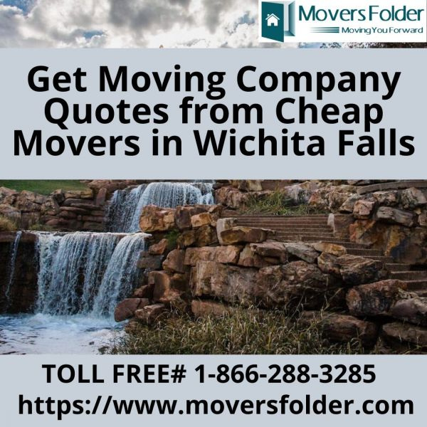 Get Moving Company Quotes from Cheap Movers in Wichita Falls