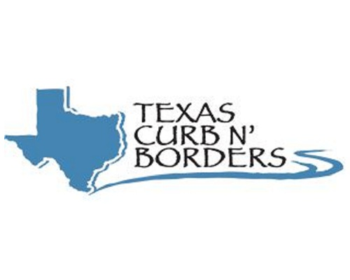 Concrete Staining  Houston - Texas Curb n Borders