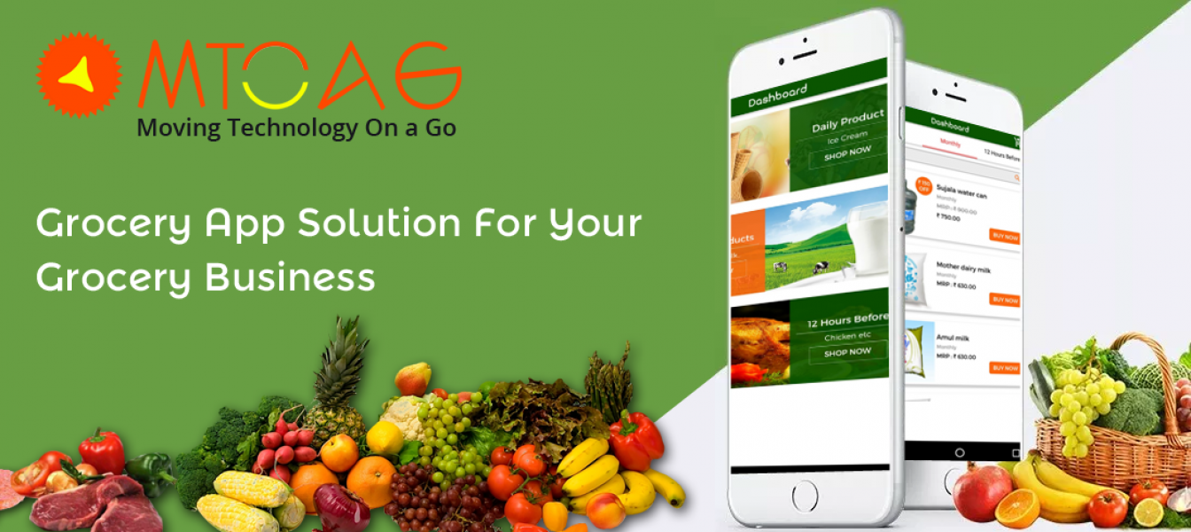 Grocery app development company