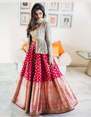 Buy Party Wear Lehenga Choli Online | Ghagra Choli | Trending Sarees - Ethnic Plus