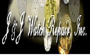 Jjwatchrepair.com, your most trusted Watch repair shop