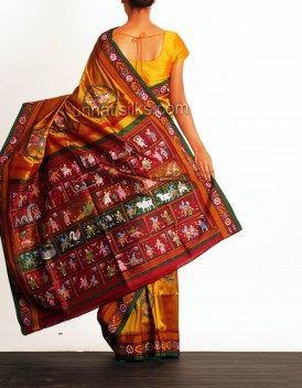 Online shopping for bangalore silk sarees by unnatisilks