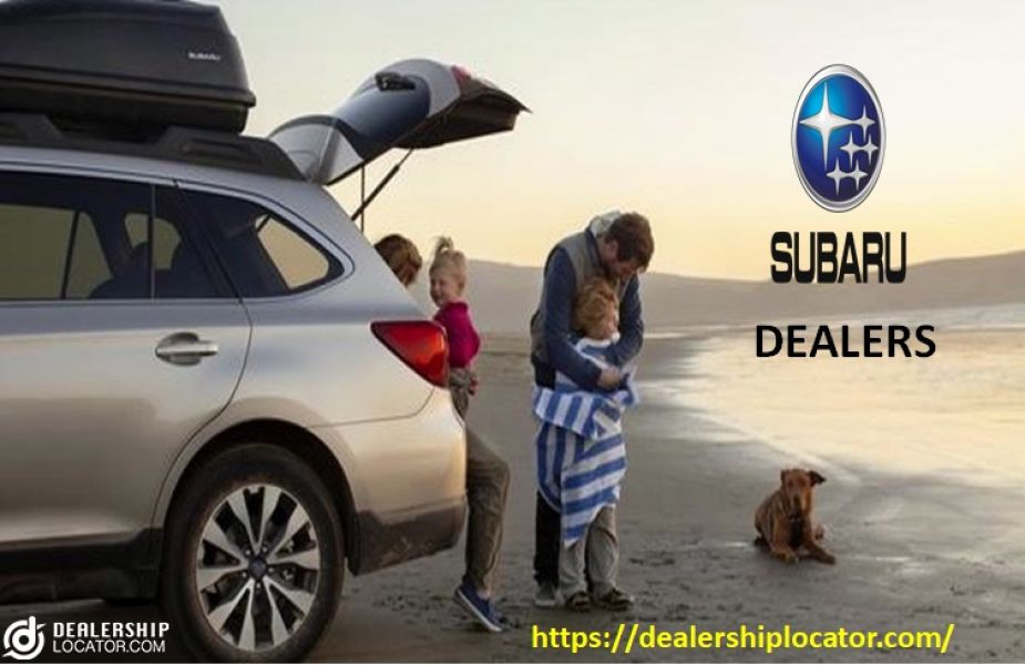 Looking to purchase a new or pre-owned Subaru?  Subaru Dealers