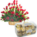 Send gifts to make your special person feel special in India.