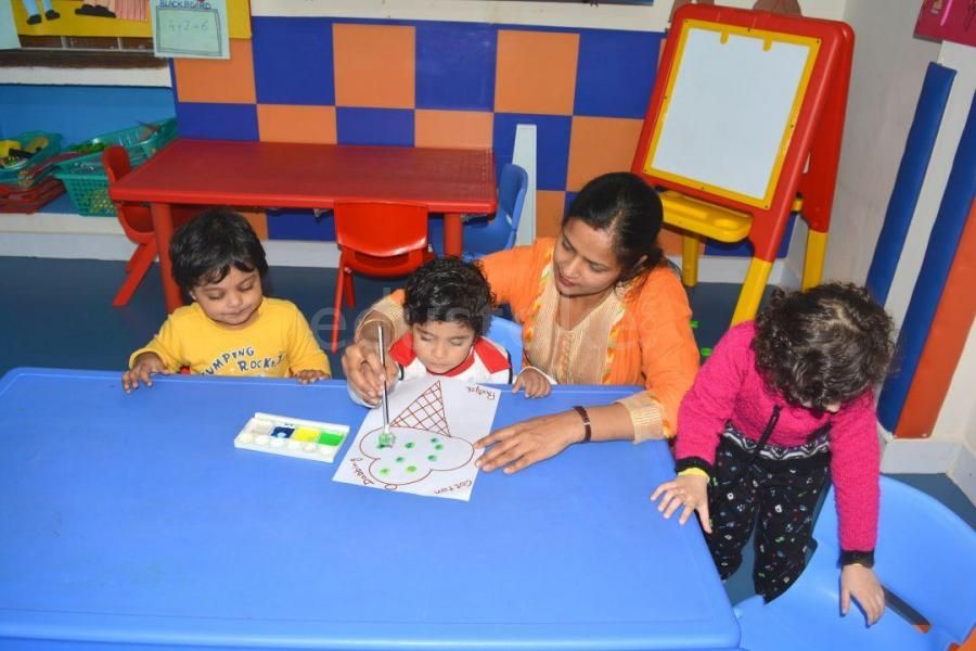 Top 10 preschools in Amritsar