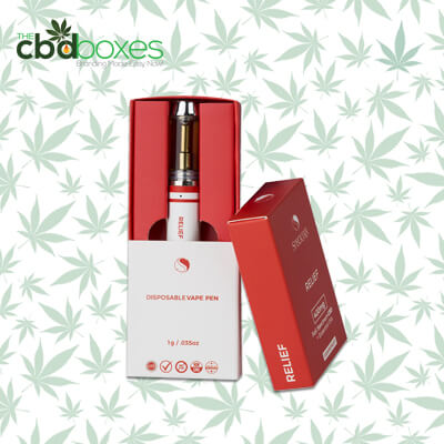 Get Custom CBD Pod Packaging Boxes at Wholesale rates