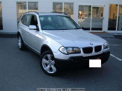 Used BMW X3 2004-2007 Models For Sale From Japan