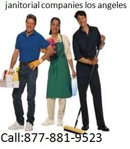janitorial companies los angeles