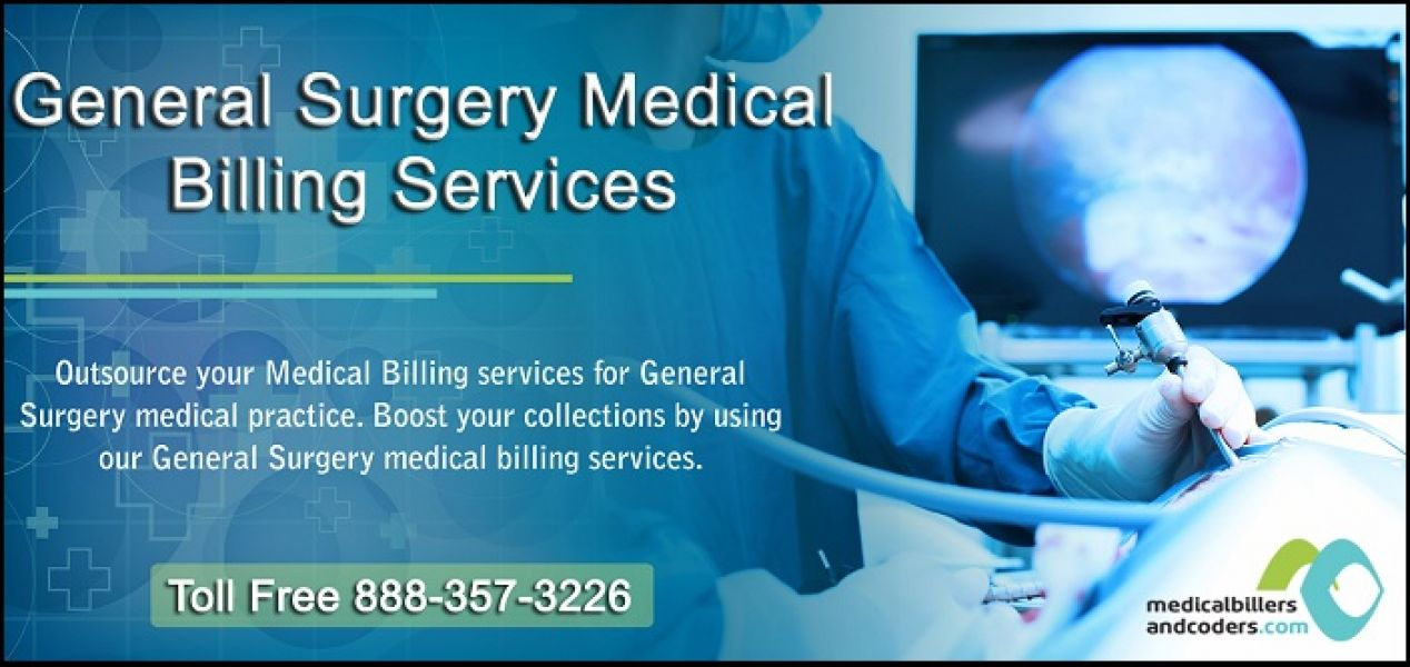 Experts in General Surgery Billing Services for California, CA