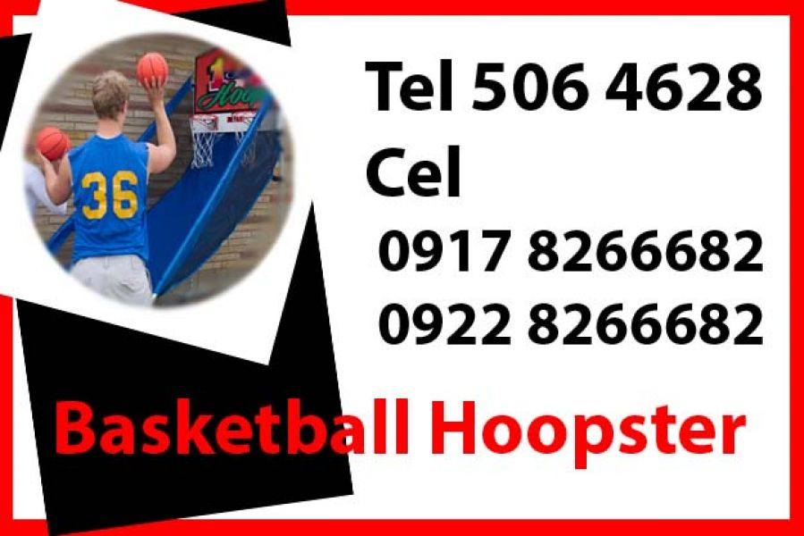 Basketball Hoopster Rent Hire Manila Philippines
