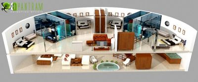 3D Rendering Services, Outsource Architectural Rendering Modeling