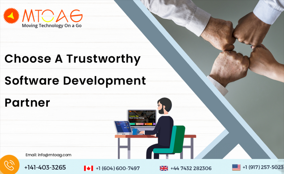 Steps to Choose a Trustworthy Software Development Partner