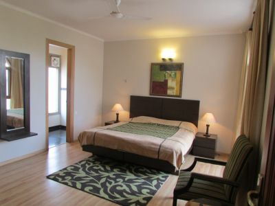Fully Furnished Luxury Serviced Apartments in Chanakya Puri Delhi