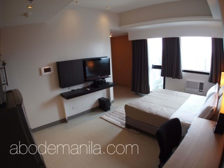 BSA Twin Tower Ortigas Studio Condo for Rent