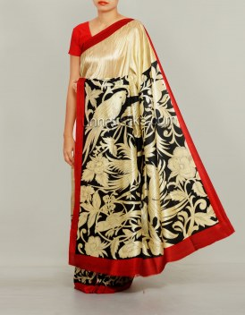 Online shopping for pure mulberry silk sarees by unnatisilks