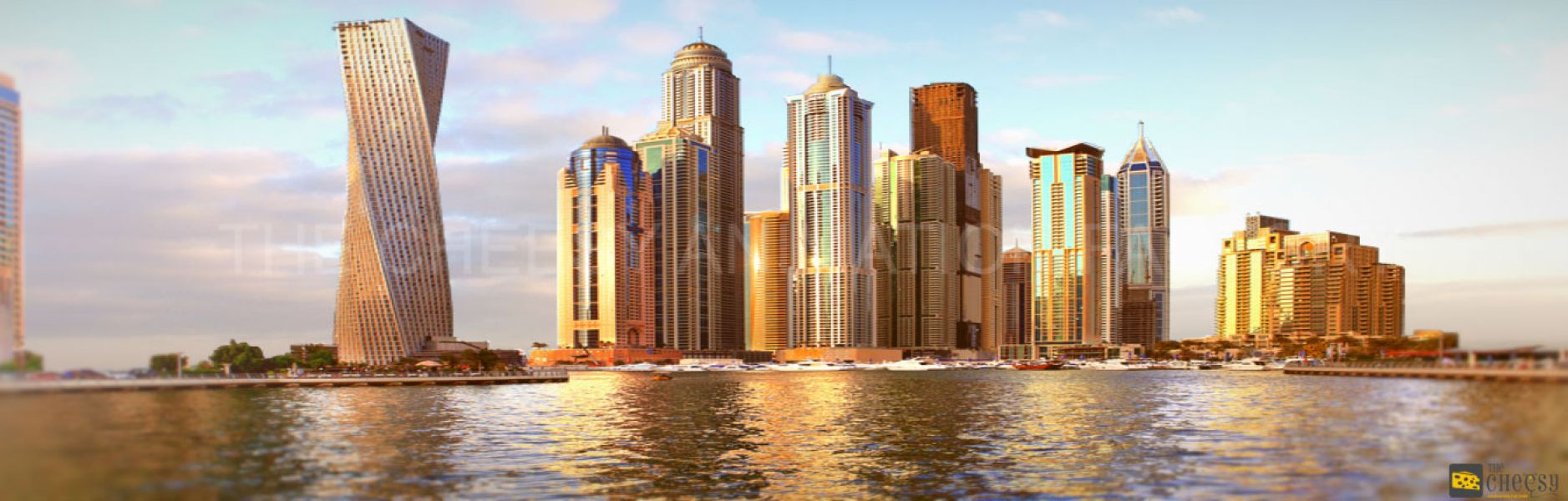 3D Walkthrough for Dubai (UAE)