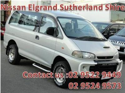 Nissan Elgrand Sutherland Shire, Toyota Grand Hiace
