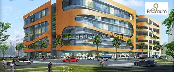 E9 Premium @ Woodlands by Incorporated Woodlands Pte Ltd