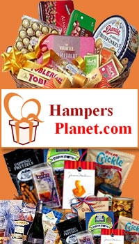 Hampers strike the special note of celebration