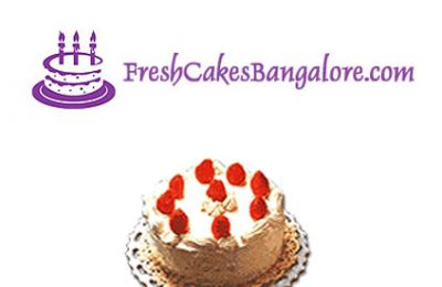 Send fresh cakes, flowers and gifts to Bangalore