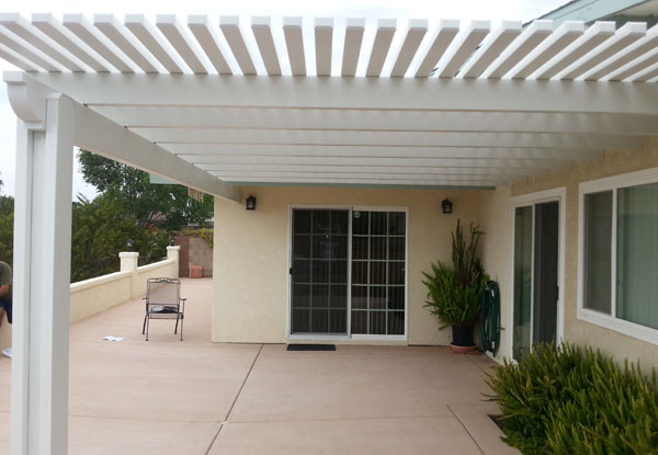Aluminum Patio Covers Lakeside