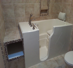 Looking for BOCA walk-in tub for senior - Bathingsafety.net